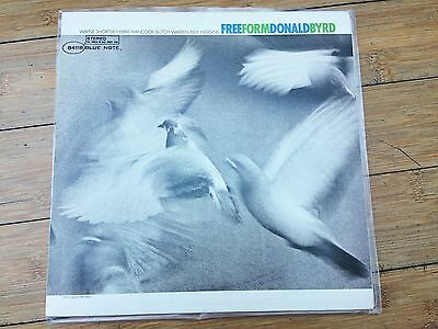 Donald Byrd - Free Form Vinyl LP (1966) Blue Note 1985 RE EX Herbie Hancock Jazz