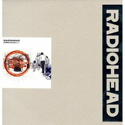 "Radiohead ~ Karma Police ~ Capitol Vaults 12"" Vinyl Ep ~ *new And Sealed"""