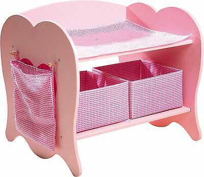 Dolls changing table