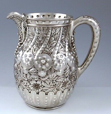 Superb Dominick & Haff Sterling PITCHER