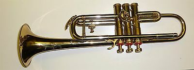 Vintage 1950 Besson C1 trumpet Made in England