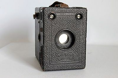 Zeiss Ikon Box Tengor 54/2 Camera 120 Rollfilm C 1935 Good Condition (Used)