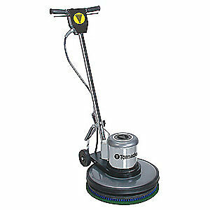 TORNADO Burnisher,1.5 HP,175 rpm,115V, 98484