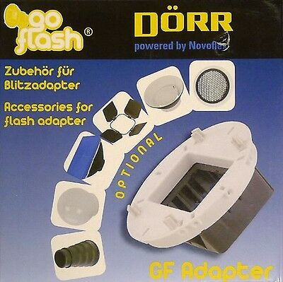 Dorr Go Flash Adapter for Nikon SB900 Flashgun
