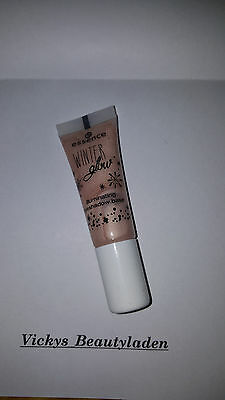 Essence Winter Glow Illuminating Eyeshadow Base Lidschatten Grundierung 01 Turn.