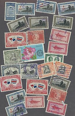 #7763 PANAMA Clearance Lot Used  Combine Shipping