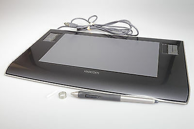 """Wacom Intuos 3 PTZ-631W 6x11"""" Wide format USB Graphic Tablet with Pen"""