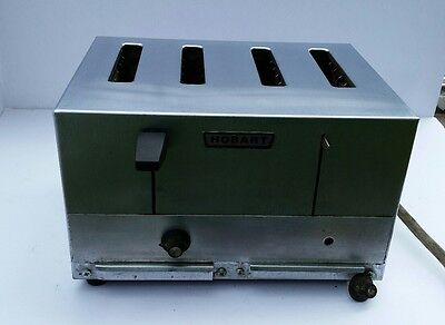 Hobart ET-24/5 Commercial Pop-Up Toaster Used in Great Working Condition Clean