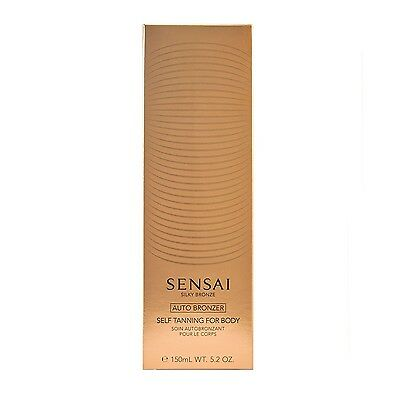 Sensai Self Tanning for Body Silky Bronze 150 ml