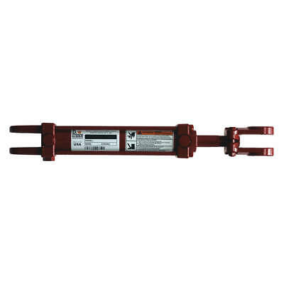 PRINCE Cylinder,hyd,5 In Bore x 8 In Stroke, SAE-8208