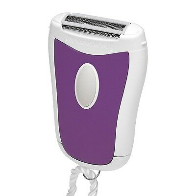 Remington WSF4810 Smooth & Silky Battery Operated Compact Lady Shaver