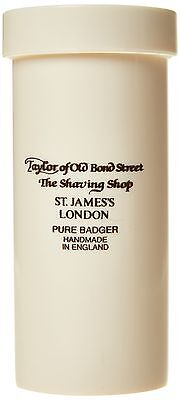 Taylor of Old Bond Street Pure Badger Small Imit Ivory Shaving Brush