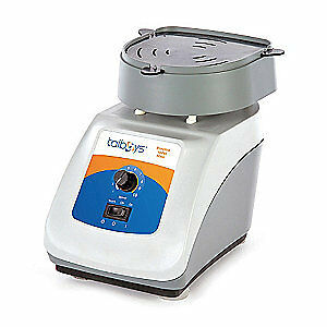 TALBOYS Polymer Vortex Mixer, Heavy Duty, Analog, 120V, 9456TAHDUSS