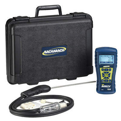 BACHARACH Combustion Analyzer Kit, 0024-8523