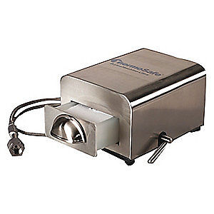 THERMOSAFE Stainless Steel Dry Ice Machine,1 lb., 560