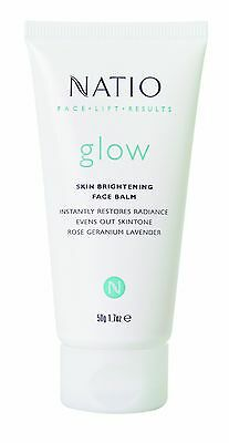 Natio Skin Brightening Face Balm 50g