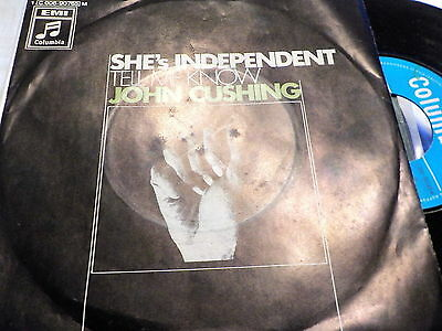 "7"" *MOD/PSYCH 60's* JOHN CUSHING  - She's Independent *near mint"