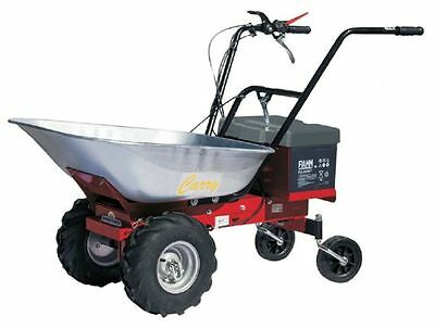 Carry Battery Motor Wheelbarrow Dumper Minidumper, Battery, Electric