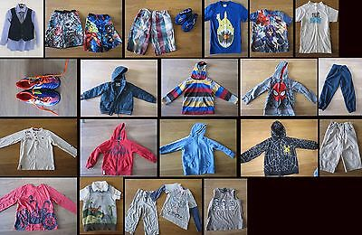 Huge bundle boys clothes age 5-6 years tops, trousers