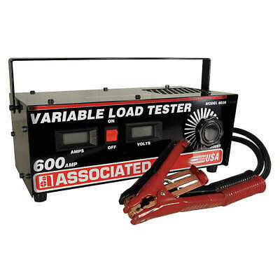 ASSOCIATED EQUIP Variable Load Tester,Digital,600 Amps, 6039