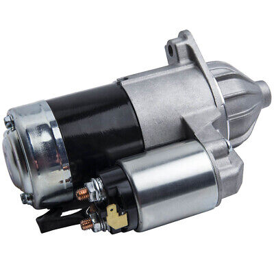 Starter Motor for Holden Rodeo TF 4WD Turbo 4JA1 4JB1-T 2.5L 2.8L diesel 87-03