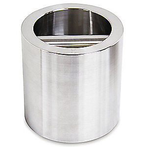 RICE LAKE Stainless Steel Calibration Weight (w/cert), 10 kg, 12567TR