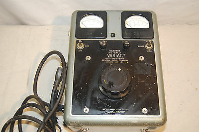 General Radio Company Type W10MT 3A