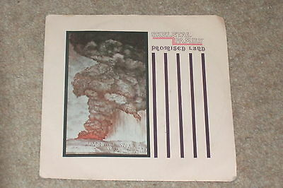 "Skeletal Family ‎– Promised Land 7""      1985   GOTH ROCK / INDIE"