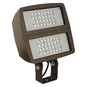 HUBBELL LIGHTING - OUTDOOR LED Floodlight,20inLx18inW16358 Lumens, FXL-190-Y