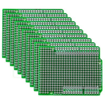 Electronics-Salon 10x Prototype PCB for Arduino UNO R3 Shield Board DIY. by C...