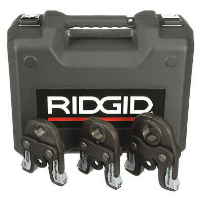 RIDGID Pressing Jaw Kit,1/2 in. to 1 in. Pipe, 48558