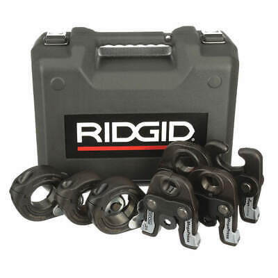 RIDGID Pressing Jaw Kit,1/2 in. to 2 in. Pipe, 48553
