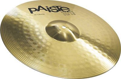"Piatto Crash 14"" PAISTE 101 Brass"