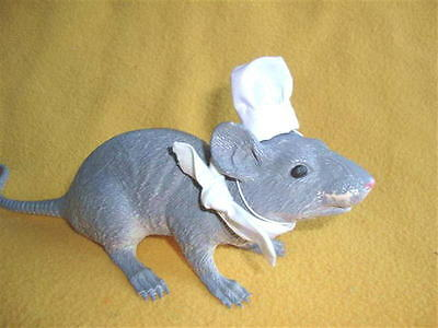 Chef Costume for Rat from Petrats