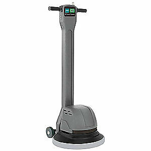TENNANT Floor Scrubber,Single,17 In,1.5HP,175rpm, 9007330