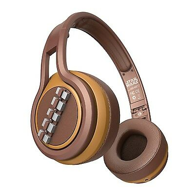 SMS Audio STREET by50 Star Wars V2 Limited Wired Chewbacca