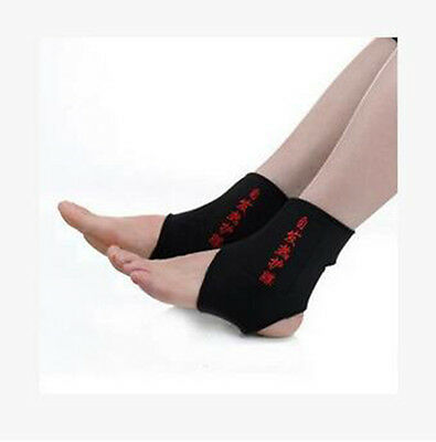 Tourmaline Self-Heating Support Support Ankle Belt Wrap for Pain Relief Sprain