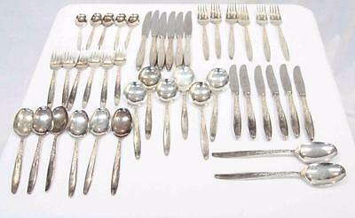 Stanley Rogers & Son Vintage Goucester Plate Cutlery Set for 6#12245