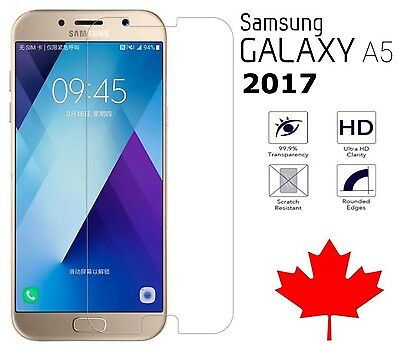 Premium Tempered Glass Screen Protector for Samsung Galaxy A5 2017
