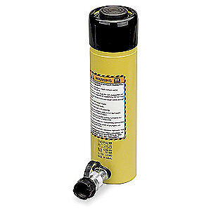 ENERPAC Cylinder,25 tons,8-1/4in. Stroke L, RC-258