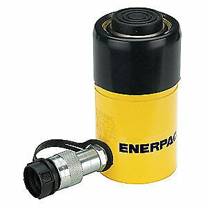 ENERPAC Cylinder,5 tons,9-1/8in. Stroke L, RC-59