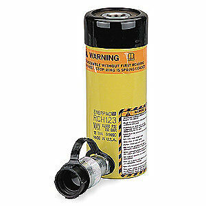 ENERPAC Cylinder,12 tons,3in. Stroke L, RCH-123