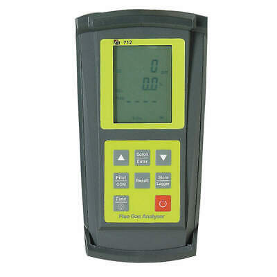TEST PRODUCTS INTL. Combustion Flue Gas Analyzer, 712