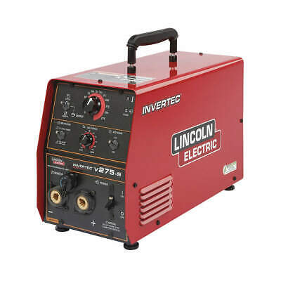 LINCOLN ELECTRIC Multiprocess Welder,Invertec,5-275A DC, K2269-1