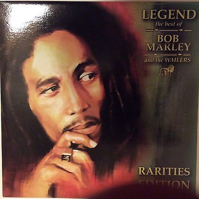 "Bob Marley "" The Legend Best Of "" Double Lp *** Coloured Vinyl *** Rarities Edn"