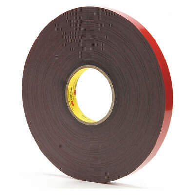 3M Double Sided VHB Tape,3/4 in,108 ft,PK12, 4611