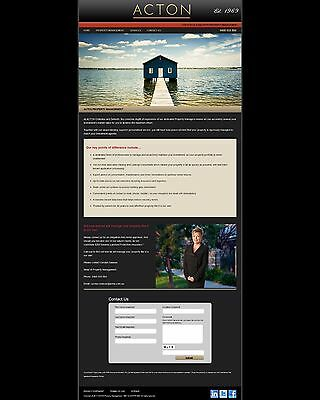Small Business Fully Responsive Wordpress Design