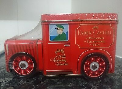 Fabre Castell 240th Anniversary truck