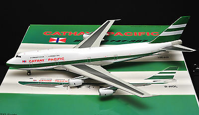 1:200 Inflight / BBOX CATHAY PACIFIC Boeing 747-300 Classic B-HOL RARE SOLD OUT!