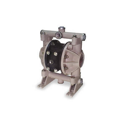 ARO Double Diaphragm Pump,Air Operated,150F, 66605J-344